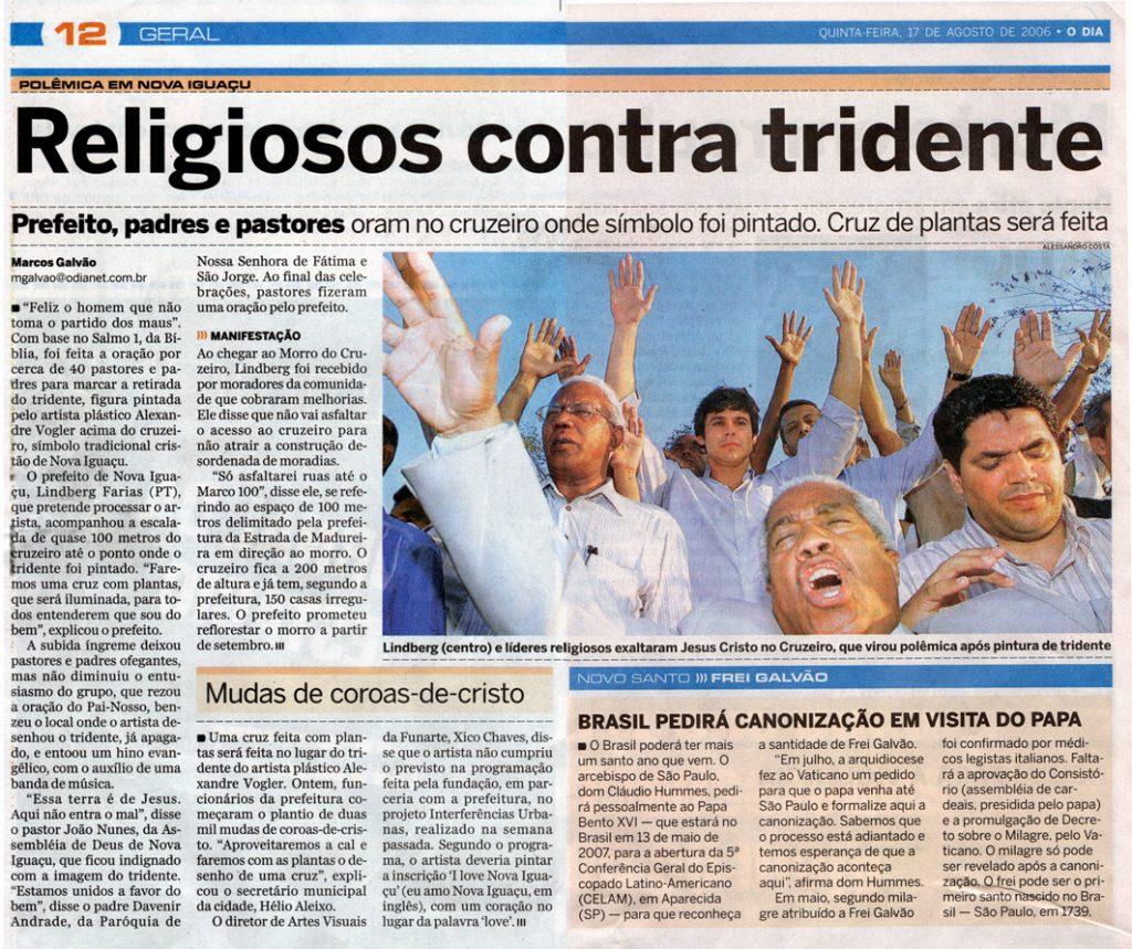5 Jornal O DIA  17 de Agosto de 2006